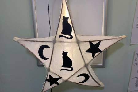 Patcham Star Lantern